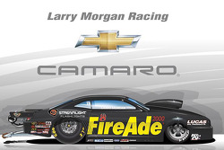 Larry Morgan livery