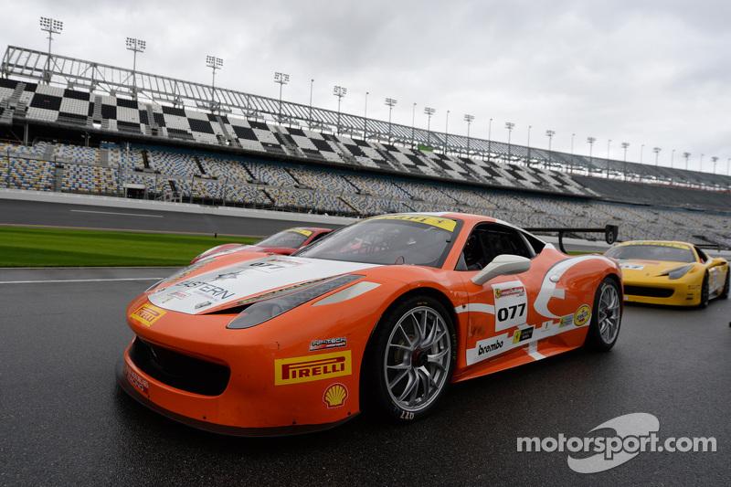 #077 Miller Motorcars Ferrari 458: Joe Courtney