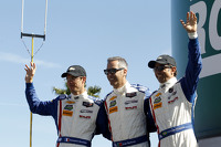 Joao Barbosa, Christian Fittipaldi, Sébastien Bourdais