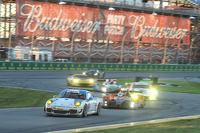 #19 Muehlner Motorsports America Porsche 911 GT America: Jim Michaelian, Matteo Beretta, Connor de Phillippi, Ricardo Flores