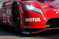 The Nissan GT-R LM NISMO