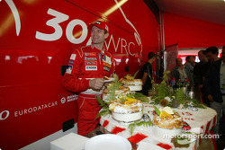 Peugeot 100th WRC rally celebration: Marcus Gronholm