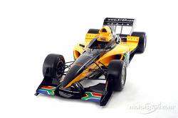 A1 GP South Africa launch, Johannesburg