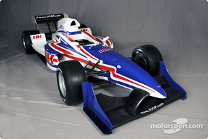 A1 GP Photoshoot, Lola Factory, Huntingdon, England, September 29, 2004