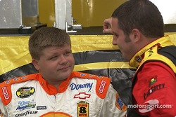 Bobby Hamilton Jr. and Johnny Sauter