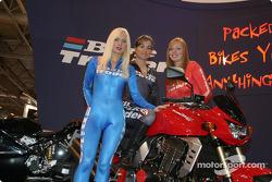 Bike Trader girls