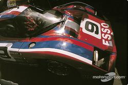 #9 WM Esso Peugeot WM: Jean-Daniel Raulet, Didier Theys, Michel Pignard