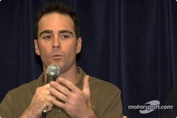 Press conference: Jimmie Johnson