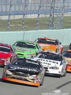 Pace laps: Kurt Busch