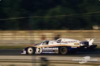 #2 Rothmans Porsche Porsche 956: Jochen Mass, Stefan Bellof