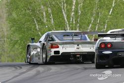 #59 Brumos Racing Porsche Fabcar: Hurley Haywood, J.C. France, Lucas Luhr