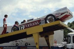 #17 Brun Motorsport Porsche 962 C