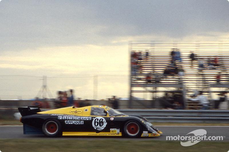 #66 Cosmik Racing Promotions March 84G Porsche: Costas Los, Raymond Touroul, Neil Crang