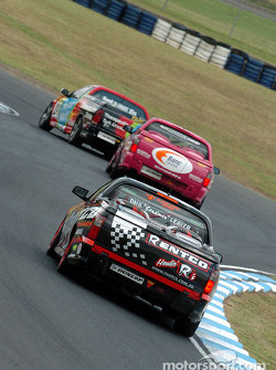 The V8 Brutes will be a permanent fixture during the V8 Supercar series in 2005