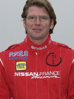 Nissan Dessoude team presentation: Pascal Maimon