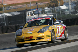 #18 Race Prep Motorsports Porsche 996: Mike Pickett, Spencer Pumpelly, Craig Stanton