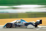 #33 Toms Toyota TS010: Pierre-Henri Raphanel, Kenny Acheson, Masanori Sekiya