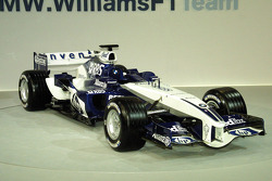 The new Williams BMW FW27