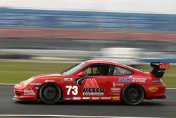#73 Baldwin-Tafel Racing Porsche GT3 Cup: Jack Baldwin, Jim Tafel, Craig Stanton, Robin Liddell, Andrew Davis