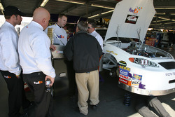FedEx Chevy crew