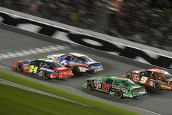 Jeff Gordon, Mark Martin, Bobby Labonte and Kasey Kahne