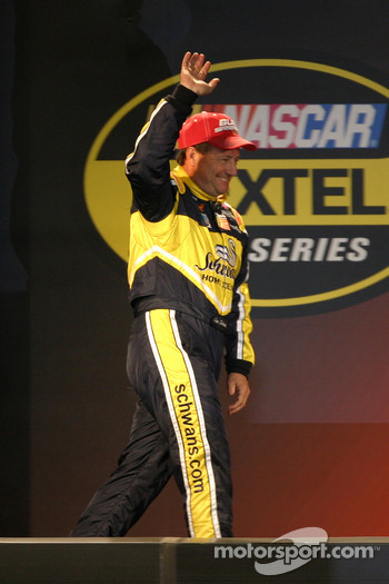 Drivers presentation: Ken Schrader