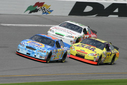 Bobby Hamilton Jr., Hermie Sadler and Derrike Cope