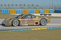 #77 Doran Racing Lexus Doran: Matteo Bobbi, Fabrizio Gollin