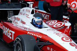 Scott Dixon, ready to roll