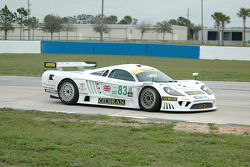 #83 Graham Nash Motorsport Saleen S7R: Rick Sutherland, Nigel Smith, Rick Cole