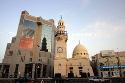 A scene in Manama