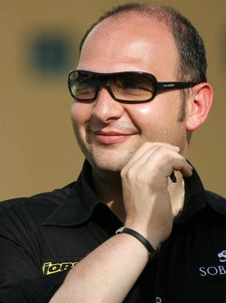 Midland F1 managing director Colin Kolles