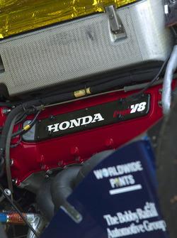 Honda's Indy V8