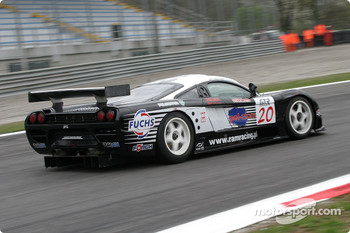 #20 RAM Racing Saleen S7 R: Max Stanco, Rafal Janus