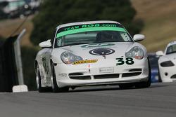 #38 BGB Motorsports Porsche 996: Mark Plummer, Guy Cosmo