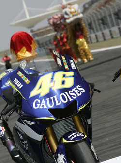 Bike of Valentino Rossi