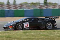 #13 Reiter Eng. Lamborghini Murcielago R-: Norman Simon, Peter Kox