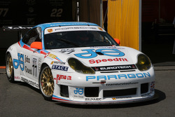 #77 Mike Jordan Porsche 996 GT3 RS: Michael Caine, Mike Jordan
