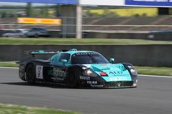 #9 Vitaphone Racing Team Maserati MC 12 GT1: Timo Scheider, Michael Bartels