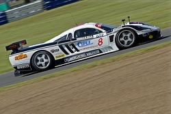 #8 Graham Nash Motorsport Saleen S7 R: Marco Panzavuota, Luca Pirri Ardizzone, Ryan Hooker