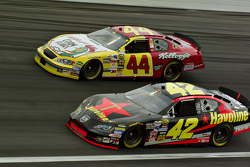 Terry Labonte and Jamie McMurray