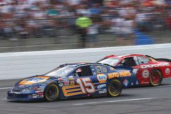 Michael Waltrip and Kasey Kahne