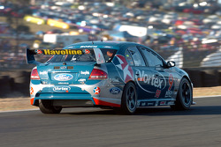 Russell Ingall couldn't improve on 5th spot