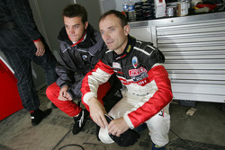 Bryan Sellers and Patrick Bourdais