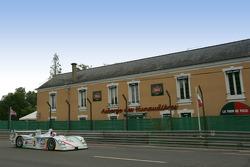 #3 Champion Racing Audi R8: JJ Lehto, Marco Werner