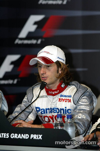 Saturday press conference: Jarno Trulli