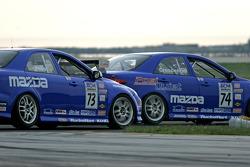 Dino Crescentini and Randy Pobst