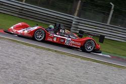 #20 Pierre Bruneau Pilbeam MP93- 01PB: Marc Rostan, Pierre Bruneau, Jean-Philippe Peugeot