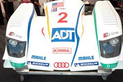 Champion Audi R8 front