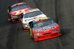 Jeff Gordon, Jason Leffler and Jamie McMurray
